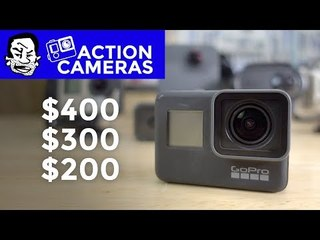 Which action camera should you buy for mountain biking?