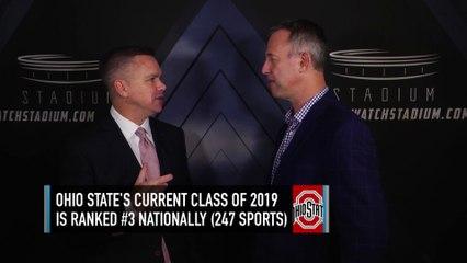 1-on-1: Jeff Goodman With Ohio State Head Coach Chris Holtmann