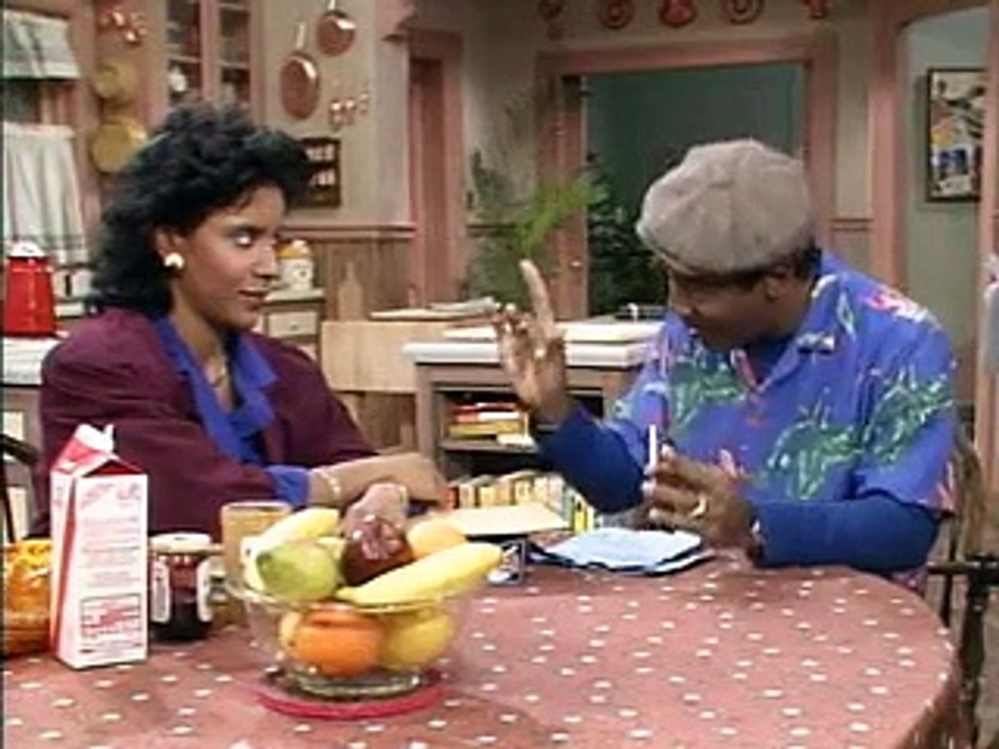 The Cosby Show S01E17 Theo And The Joint