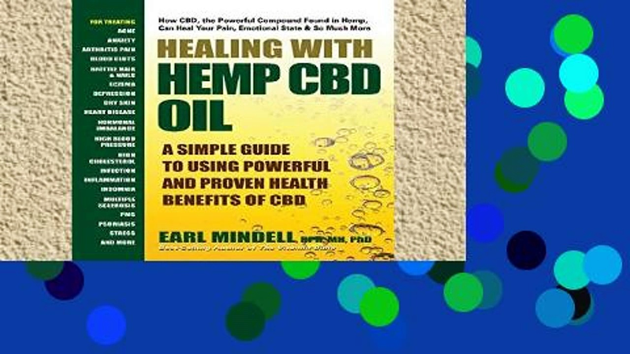 Best product  Healing with Hemp Oil: A Simple Guide to Using the Powerful and Proven Health