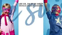 ⭐ Les 23,24 et 25 août, soyez un super-héros au Centre commercial ! ⭐Animations gratuites, spectacles fantastiques et parades épiques vous attendent de 10h00 à