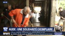 La solidarité exemplaire dans l'Aude après les inondations