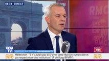 """François de Rugy affirme que """"les centrales à charbon seront fermées d'ici 2022"""""""