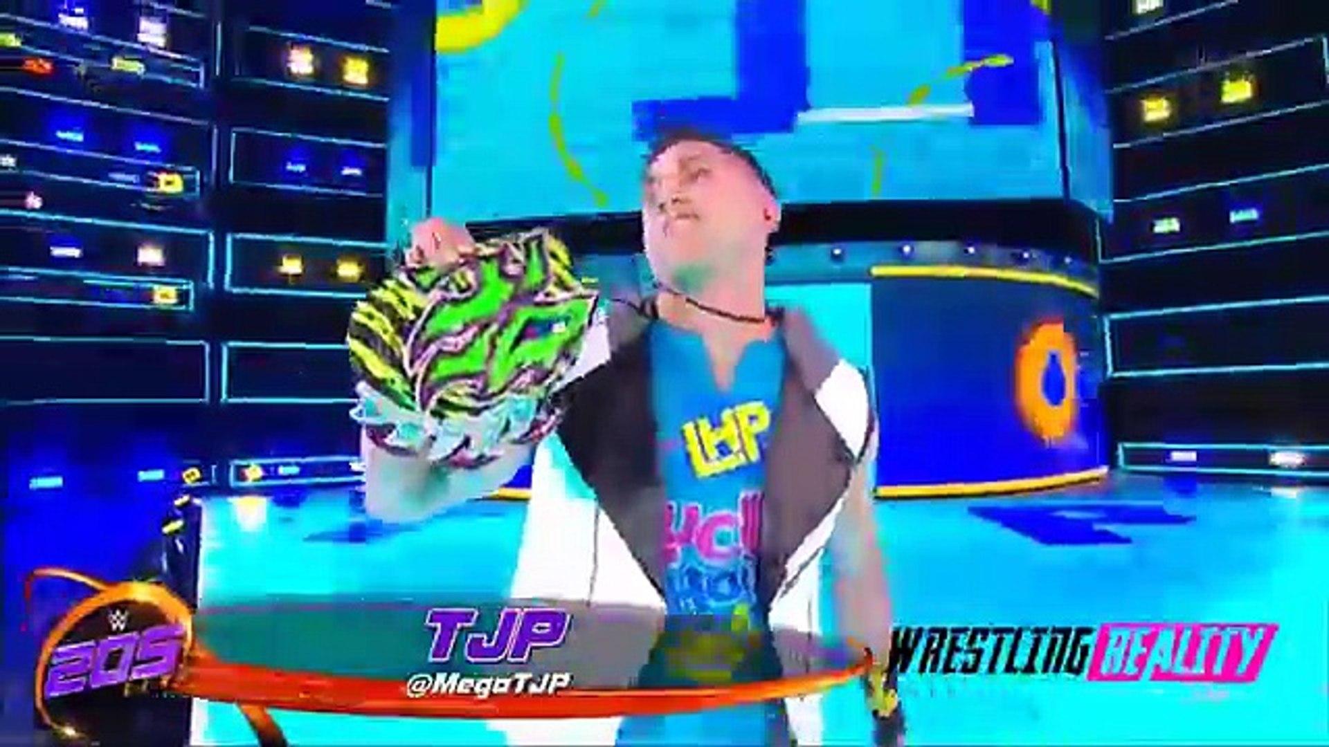 WWE 205 Highlights 17th October 2018 HD - WWE 205 Highlights 10/17/18 HD