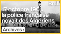 Le massacre du 17 octobre 1961 à Paris