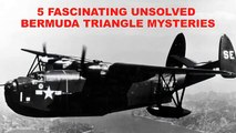 Fascinating Unsolved Bermuda Triangle Mysteries