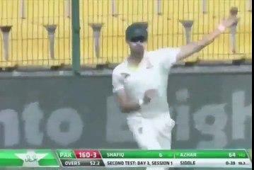 Azhar Ali's Run Out