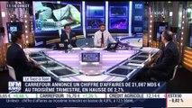 Stanislas de Baillencourt VS Frédéric Rozier (1/2): Comment peut-on interpréter les publications de Carrefour ? - 18/10
