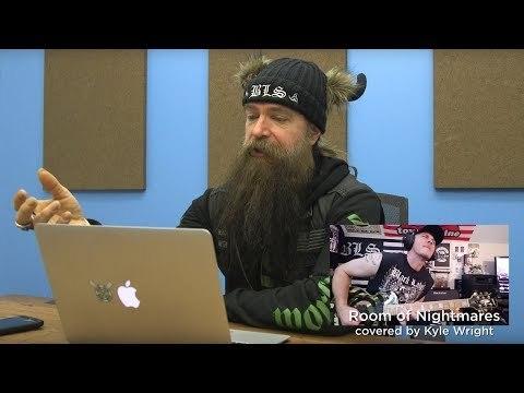 Zakk Wylde Watches Fan YouTube Covers   MetalSucks