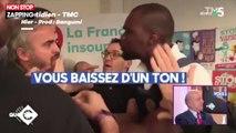 """Jean-Luc Mélenchon : Pour Alain Juppé, son comportement est """"grave et inquiétant"""" (vidéo)"""