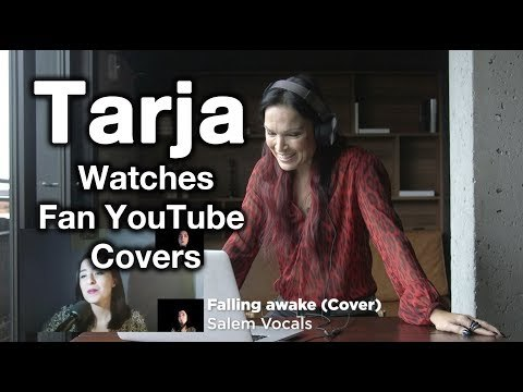 TARJA Watches Fan YouTube Vocal Covers!   MetalSucks