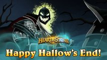 HearthStone - Trailer 'Hallow's End Returns'