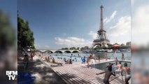 Voici les cinq sites retenus à Paris pour accueillir la baignade dans la Seine d'ici 2025