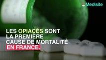 Opiacés première cause de décès par overdose en France