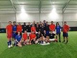match de foot : parlementaires VS journalistes VS Sport et Citoyenneté