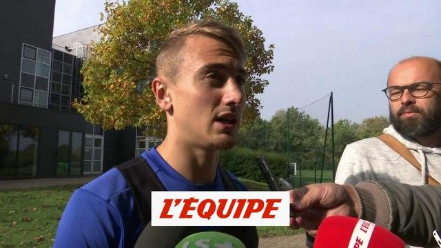 Rongier «Halilhodzic est très impliqué» - Foot - L1 - Nantes