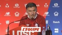 Pied forfait, Rui Fonte incertain à Dijon - Foot - L1 - LOSC