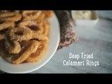 Deep Fried Calamari Rings [BA Recipes]