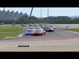 Blancpain GT Sports Club - Main Race Highlights - Misano 2016