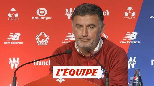 Galtier soutient Rémy - Foot - L1 - LOSC