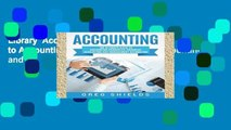 Library  Accounting: The Ultimate Guide to Accounting Principles, Financial Accounting and