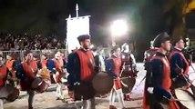Entrate all'Arena per tifare le disfide tra arcieri!Timeline San Marino Story vi aspetta a San Marino sabato e domenica con 65 spettacoli ogni giorno e ben 700