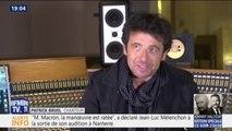 """Album de Johnny: Patrick Bruel décrit un disque """"très fort"""", """"Johnny chante comme il n'a jamais chanté"""""""
