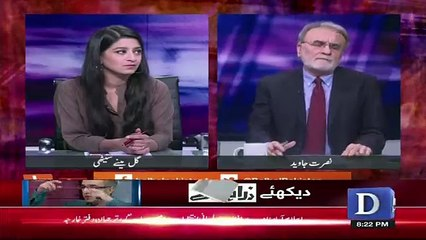 Nusrat Javed Telling How Govt Can Give Relief On Metro..