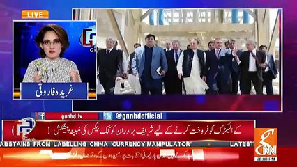Gharida Farooqi's Analysis On Wall Street's Story