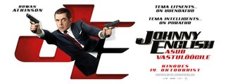 Johnny English Strikes Again Trailer 09/21/2018