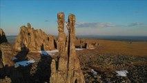 L'ascension du bout du monde : 3 explorateurs à l'assaut des reliefs sibériens