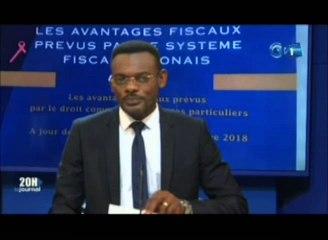 RTG/Ouvrage sur les avantages fiscaux au Gabon du Juriste d'Affaires Fiscalités
