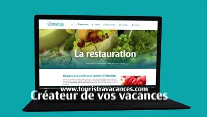 Touristra vacances présente son nouveau site web