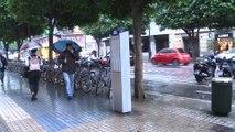 La gota fría deja más de 164 litros en Almenara (Castellón)