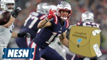 Patriots Mailbag: Pats Moves At The Trade Deadline, WR Depth Chart