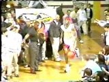LeBron James High School Slam Dunk Contest