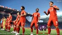 Huddersfield vs Liverpool | ENGLISH PREMIER LEAGUE | PES 2019 (PC) GAMEPLAY