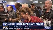 L'album posthume de Johnny ravit les fans