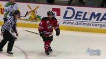 QMJHL Val-d'Or Foreurs 1 at Drummondville Voltigeurs 4