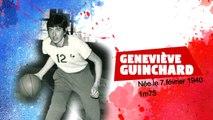 Académie du Basket français 2018 - Geneviève Guinchard