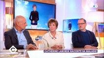 """Catherine Laborde a t-elle quitté TF1 à cause de la maladie de Parkinson ? Elle répond dans """"C à vous"""" - Regardez"""