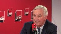 """Michel Barnier : """"S'il n'y a pas d'accord sur le Brexit, le 30 mars prochain, le Royaume-Uni sort des institutions et aussi immédiatement du marché intérieur""""."""