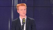 """La campagne présidentielle de la France insoumise n'était """"pas une campagne onéreuse"""" : retrouver l'interview intégrale d'Adrien Quatennens, député LFI"""