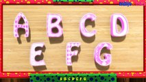 ABC Alphabet Phonics Song | ABC Songs | 3D Animation English Nursery Rhymes Songs for Children by HD Nursery Rhymes