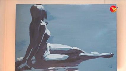 Nude Art အႏုပညာ ပန္းခ်ီျပပြဲ(႐ုပ္/သံ)