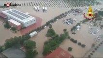Nubifragio nella Sicilia Orientale, a Catania persone a riparo sui tetti | Notizie.