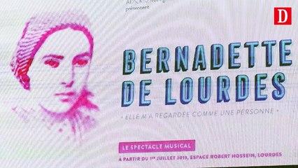 Le nouveau visage de Bernadette de Lourdes