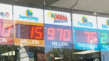 Mega Millions jackpot grows to record $970 million