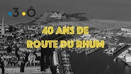Michel Etevenon et la naissance du Rhum - 40 ans de Route du Rhum - #1