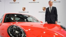 Porsche Downplays IPO Talk